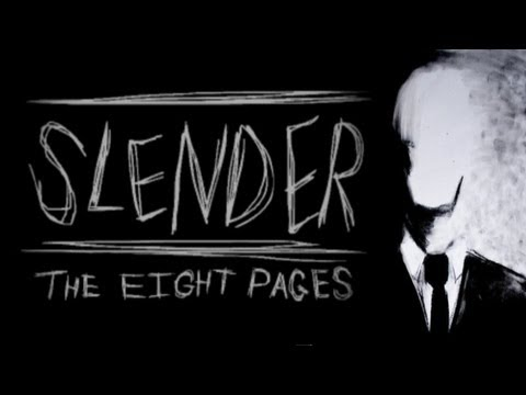 Slender: The 8 Pages