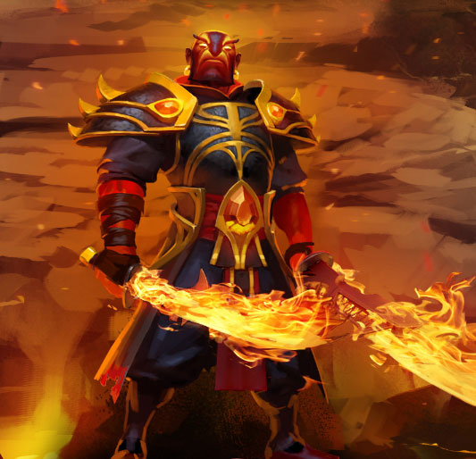 Dota 2 – Three Spirits Update