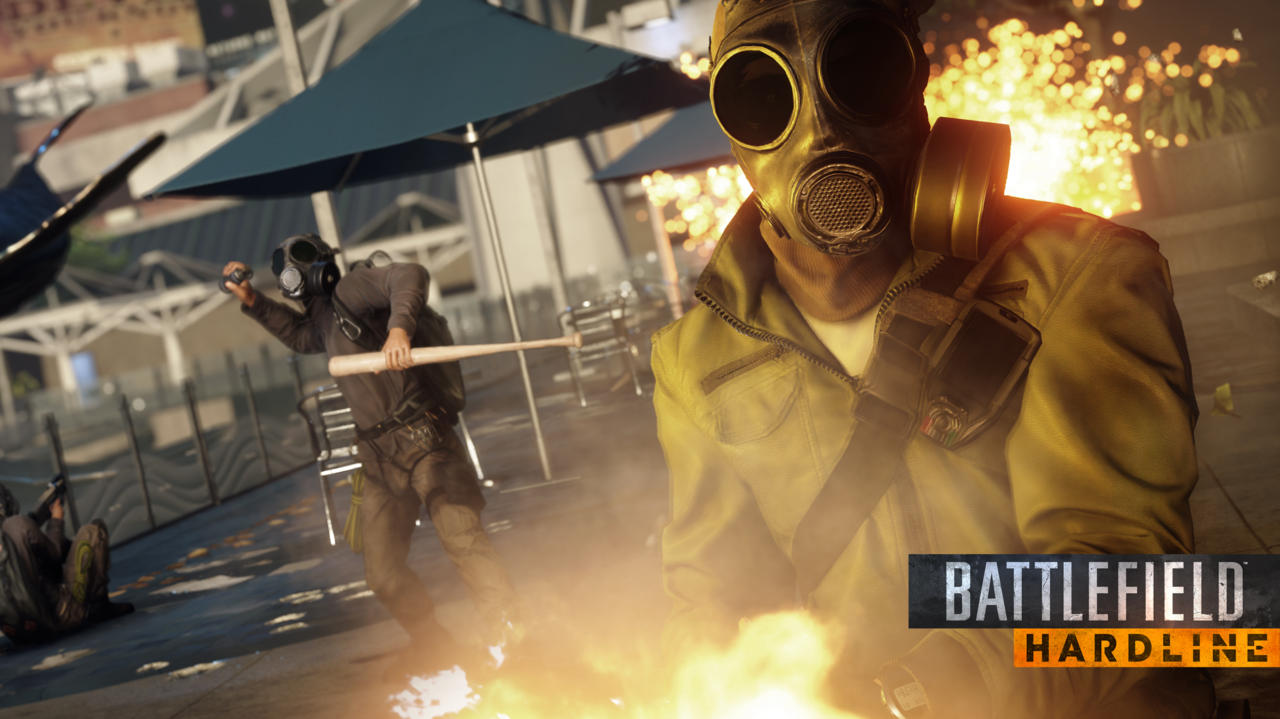 Battlefield Hardline Stealth Campaign Gameplay