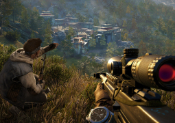 Far Cry 4 Weapon List