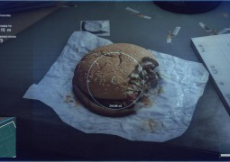 Photo-Realistic Hamburger in Battlefield Hardline Looks Insane