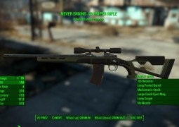 Fallout 4 – Understanding legendary weapon effects